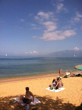 The Westin Kaanapali Ocean Resort Villas: Picture perfect beach