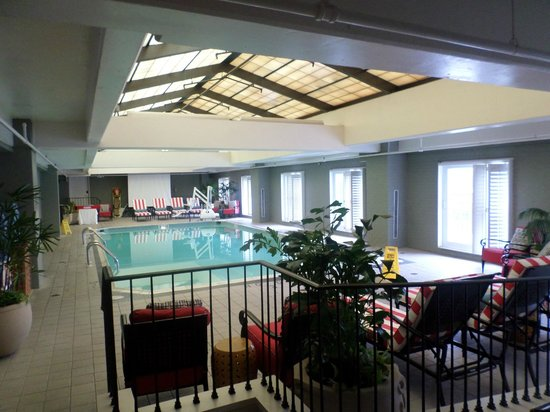The Alexandrian, Autograph Collection: Nice pool