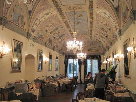 Hotel Degli Orafi: Breakfast Room