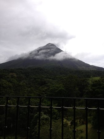 Arenal Kioro Suites & Spa: View from the room