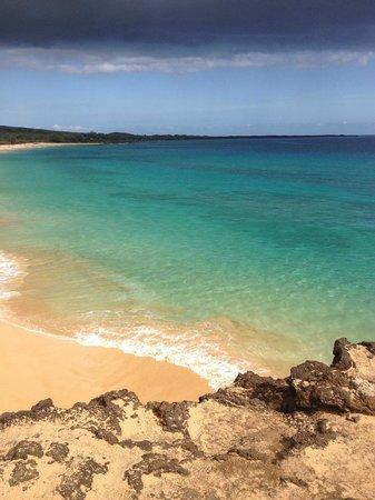 Makena Beach: big beach