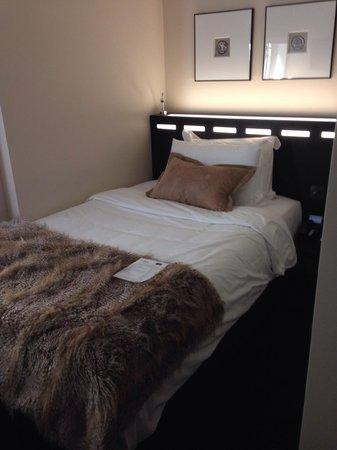 The Nadler Soho: Bed/sleeping area