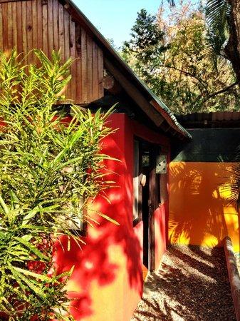 Hacienda Del Sol: My little red house
