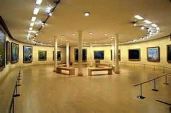 Museo Marmottan Monet: 圓拱展覽廳