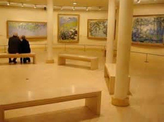 Museo Marmottan Monet: 展覽廳