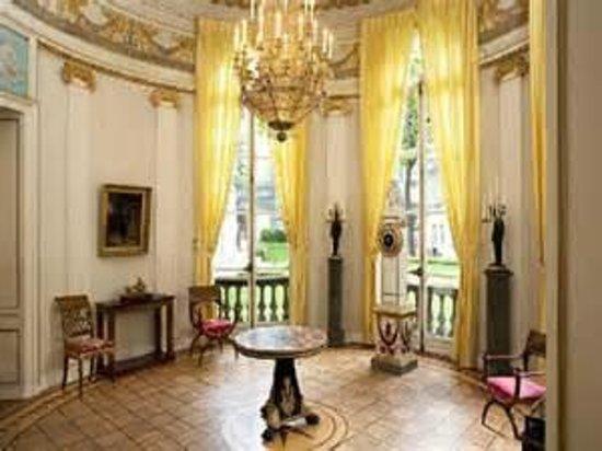 Musée Marmottan : 優雅的房間燈飾