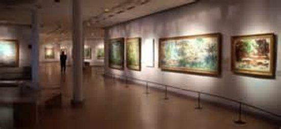 Musée Marmottan : 畫作展示場所