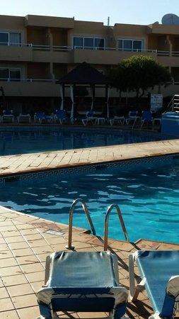 Hotel Arena: pool
