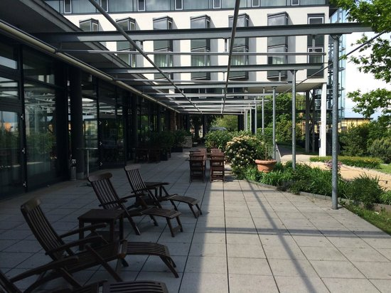 pentahotel Berlin-Koepenick: Outside the conference rooms