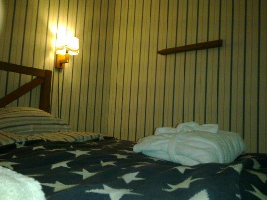Hotel J: double room