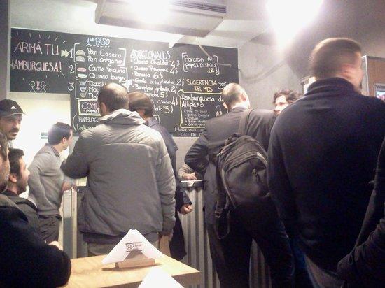 Photo of Restaurant 180 Burger Bar at Suipacha 749, Ciudad Autonoma De Buenos Aires, Buenos Aires, Argentina