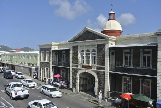 downtown basseterre st kitts picture of island paradise tours