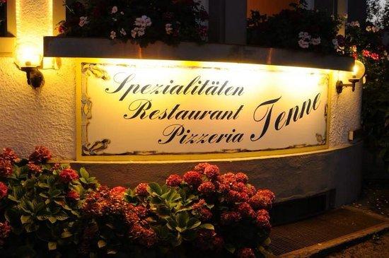 Restaurant & Pizzeria Tenne