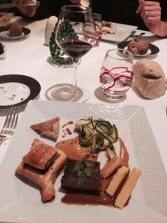 Restaurant l'Auberge : Lamb
