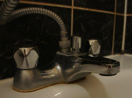 The New Inn-Relaxinnz: Bath/shower filthy