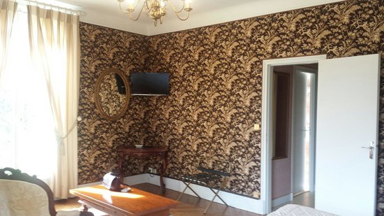 Chateau de la Rapee: Chambre 16