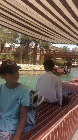 Jumeirah Mina A'Salam: сказка