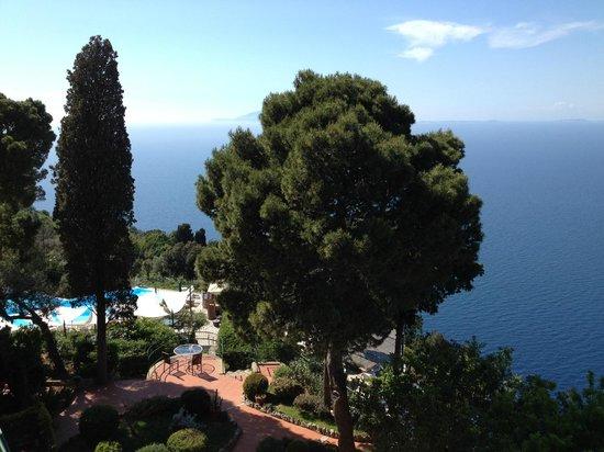 Caesar Augustus Hotel: nice view