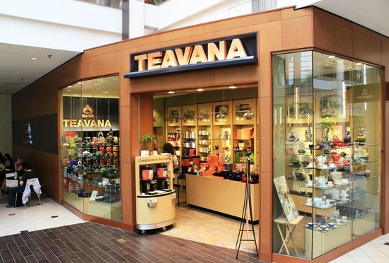 Vancouver, Вашингтон: Teavana