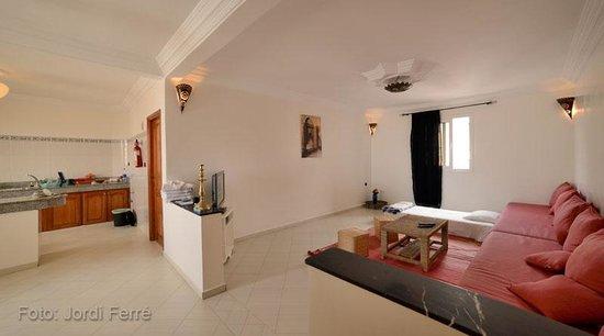 Residence Louzani: Vista general desde la entrada