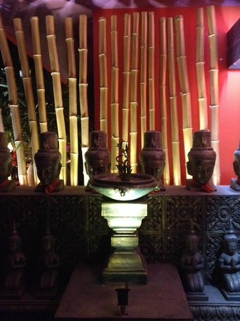 Golden Temple Hotel: misc. decor