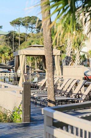 Omni Hilton Head Oceanfront Resort: Rental caban