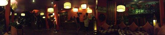 Golden Temple Hotel: reception