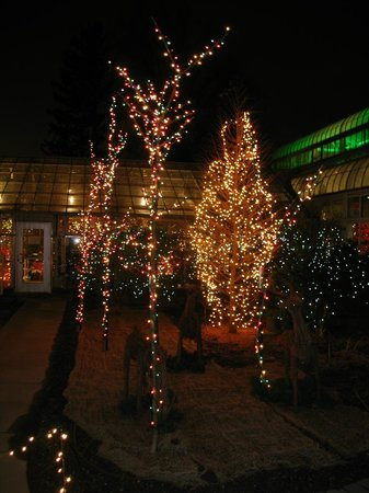 Stan Hywet Hall & Gardens : Christmastime at Stan Hywet