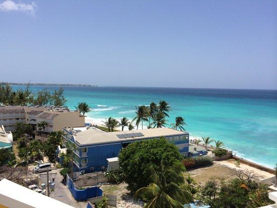 Ocean Two Resort & Residences: Rooftop terrace