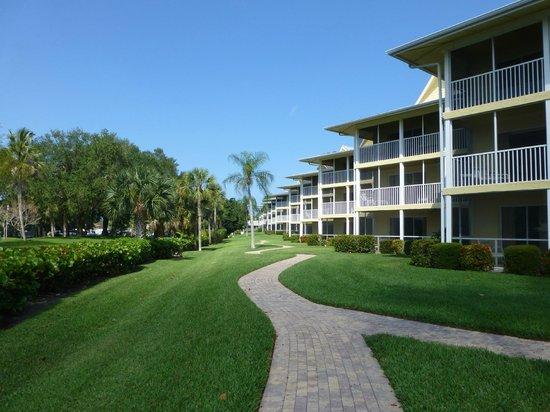 Charter Club Resort of Naples Bay: Hotel
