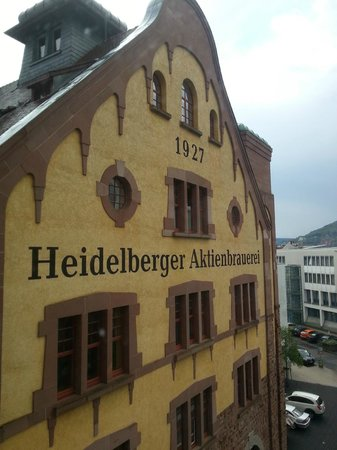 NH Heidelberg: From our bedroom