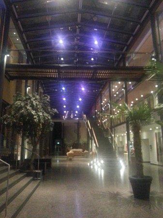 NH Heidelberg: Lobby