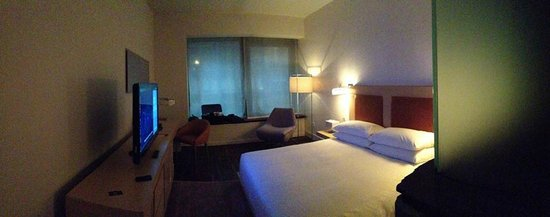 Andaz Wall Street: My nice room