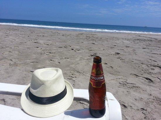 Pena Linda: Vista Playa