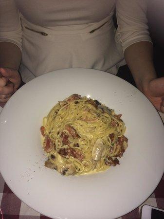 vinopasta: Spaghetti carbonara