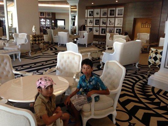 Delphin Imperial Hotel Lara: самый