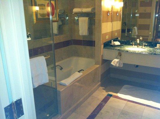 The Venetian Las Vegas : Bathroom picture 2