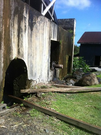 Grenadian by Rex Resorts: Rum Factory