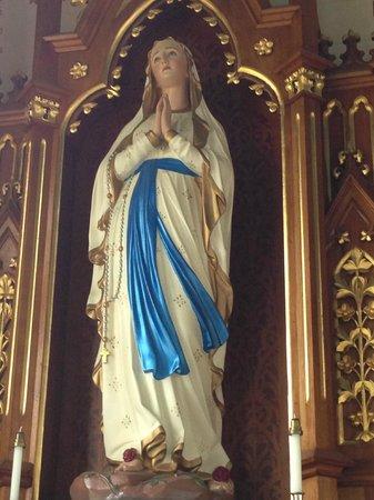 Painted Churches Tour : Sculpture