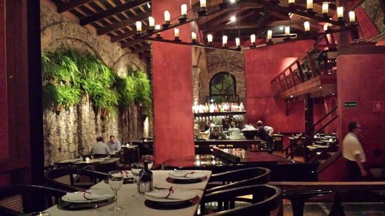Pizzaria Veridiana Jardins: Visão do salão principal