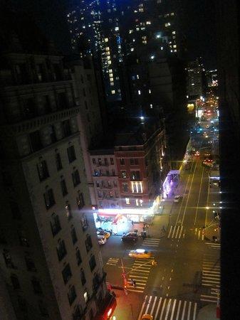Wellington Hotel : View