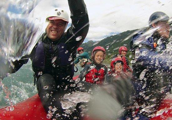 Ko'KayaK : Family rafting