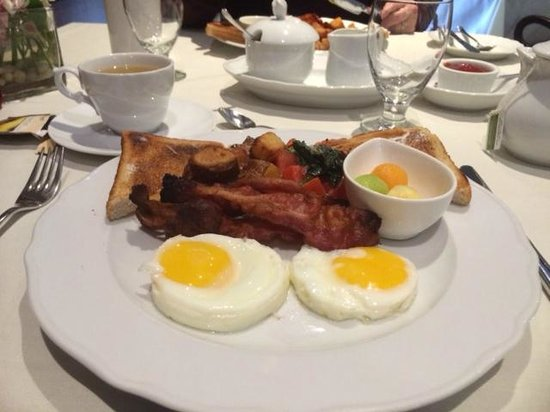Idlewyld Inn & Spa : Scrumptious breakfast