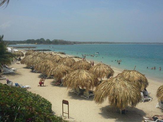 Decameron Barú: la playa 1