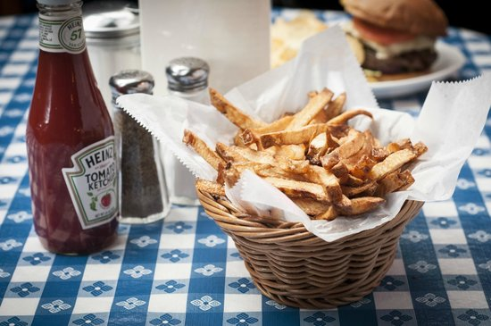 Hugo's Restaurant: French Fries
