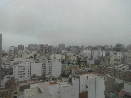 Ibis Larco Miraflores : foggy