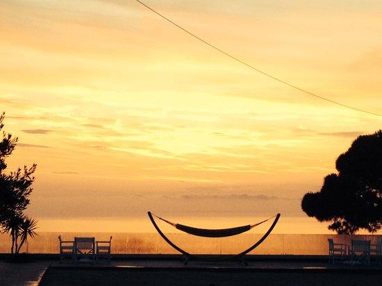 Sunrise from Evgenia Villas & Suites
