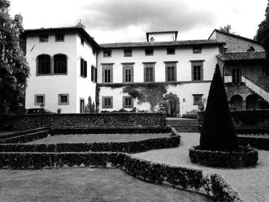 Villa di Piazzano : Old world beauty