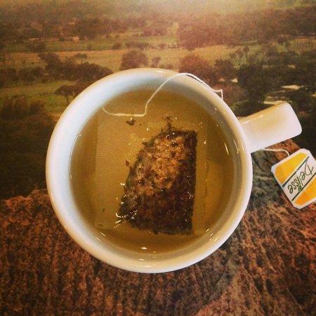 Casa Andina Standard Cusco San Blas: coco tea