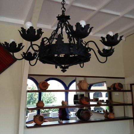 Casa Andina Standard Cusco San Blas : Downstairs Lobby